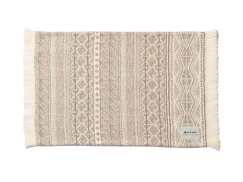Cotton Silk Jacquard Table Mat One EC