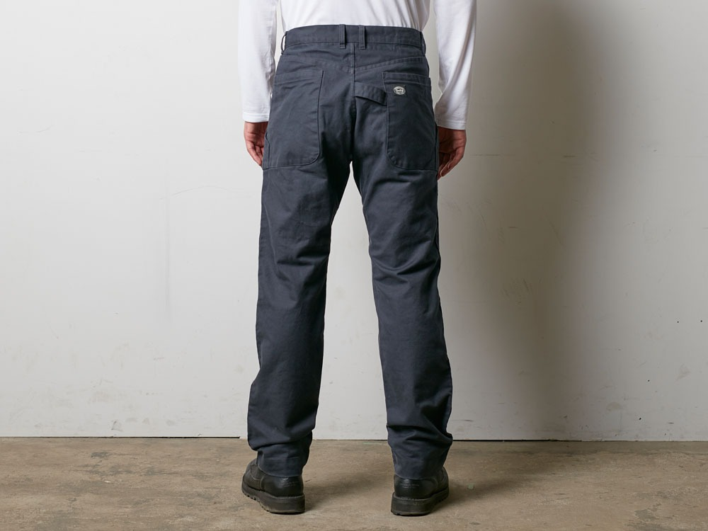 TAKIBI Pants M Olive4
