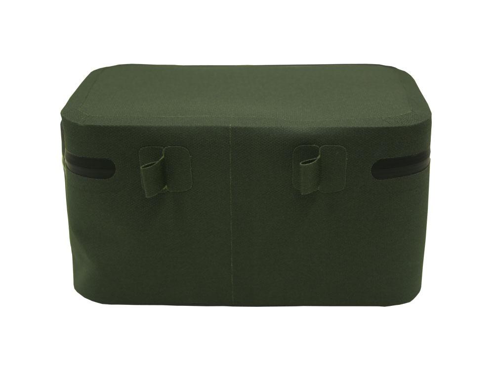ウォーターレジスタンスツールボックス (L) オリーブ