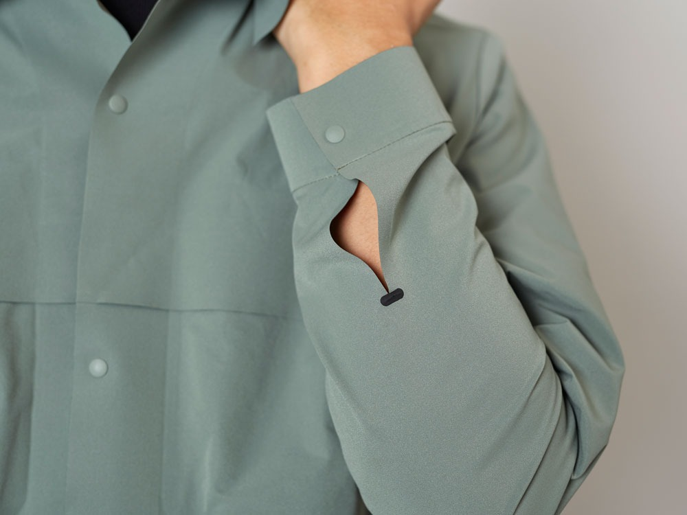 DRY&StretchShirt  S Sage6