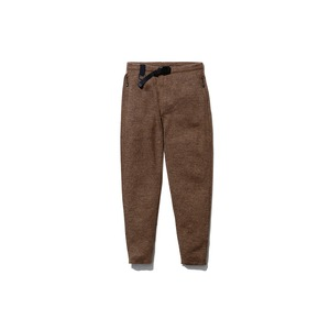 Knitted Trousers M Brown