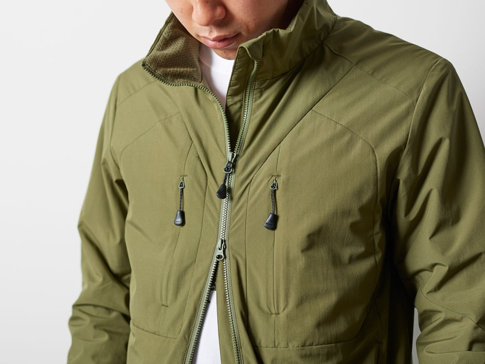 2L Octa Jacket XL Olive8
