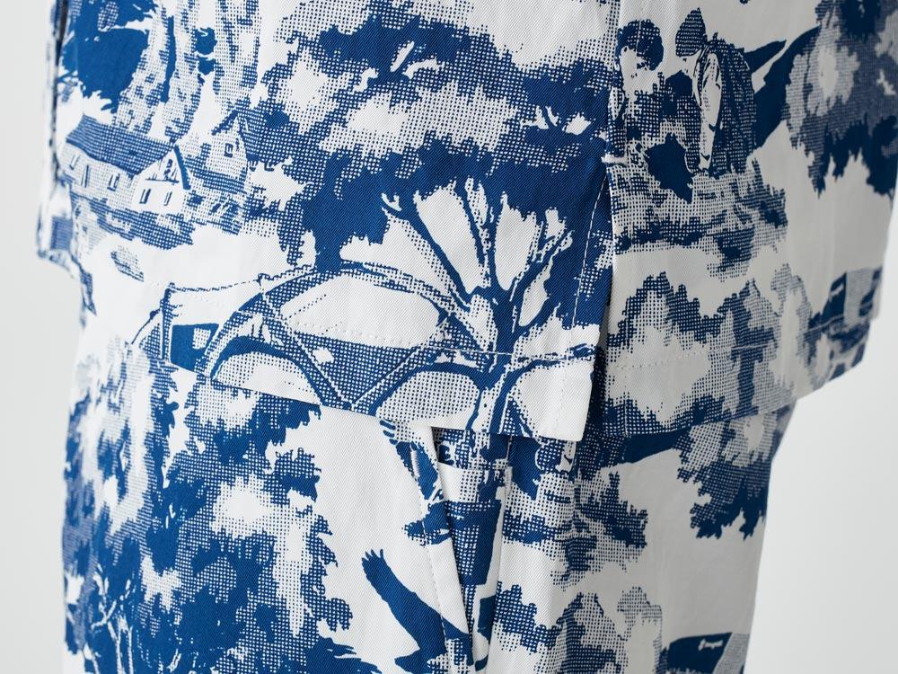 Camp Aloha Shirt XL Olive7