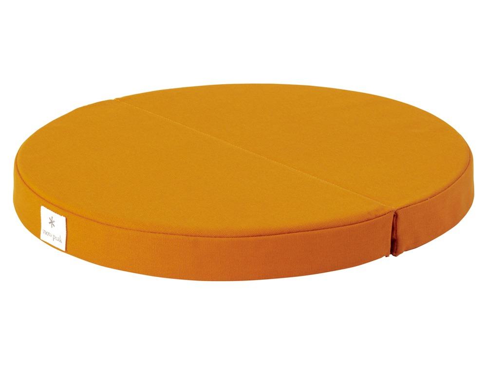 ラウンジクッション オレンジ