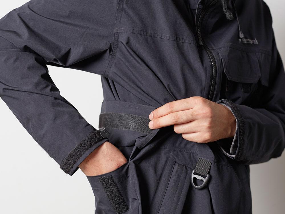 Wind&Water Resistant Anorak L Black10
