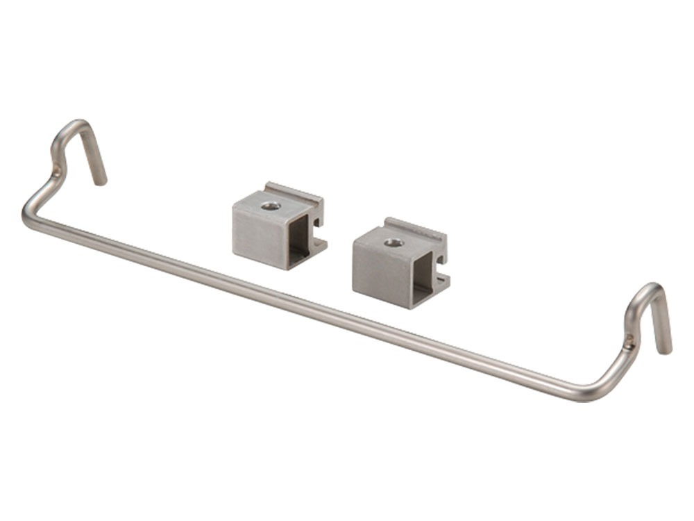 Iron Grill Table Rail Joint Hanger Set0