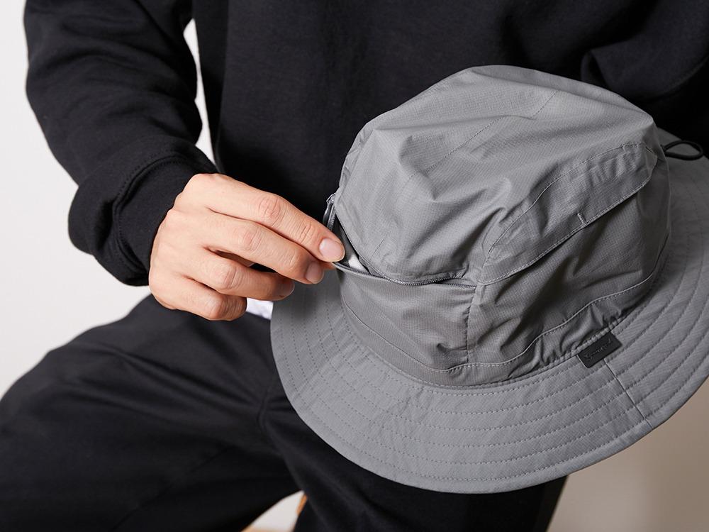 2.5L Rain Hat One Grey
