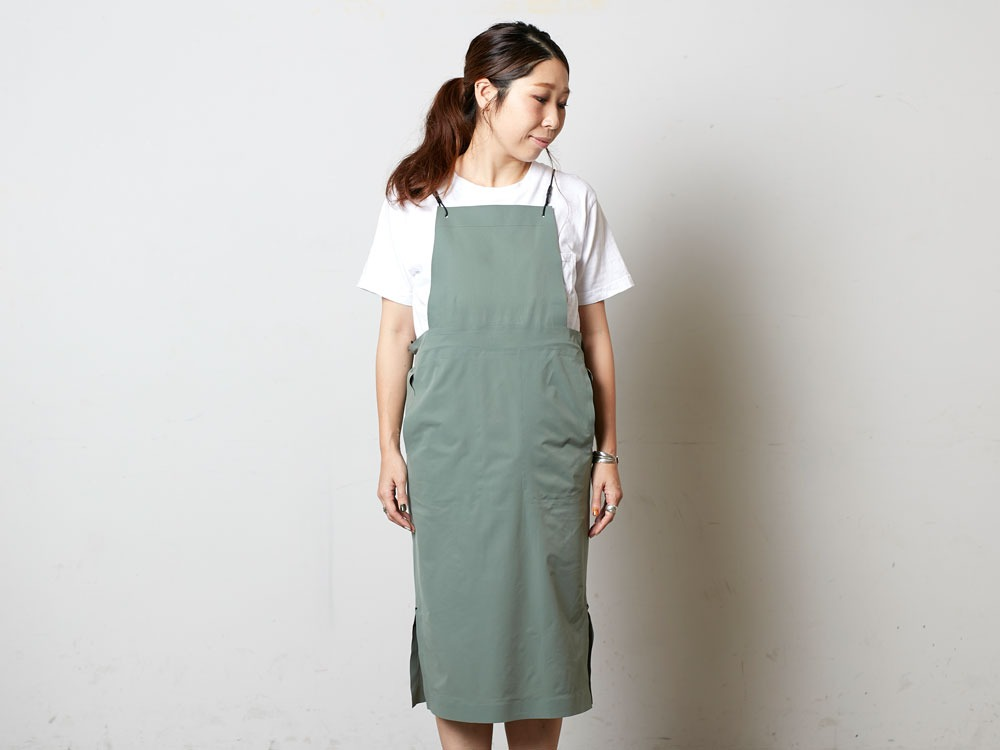DRY&StretchDress 3 Sage8