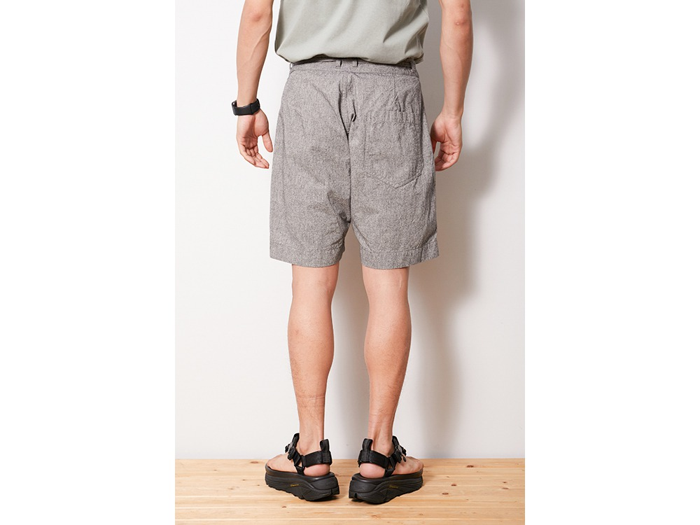 NORAGI Shorts S Black