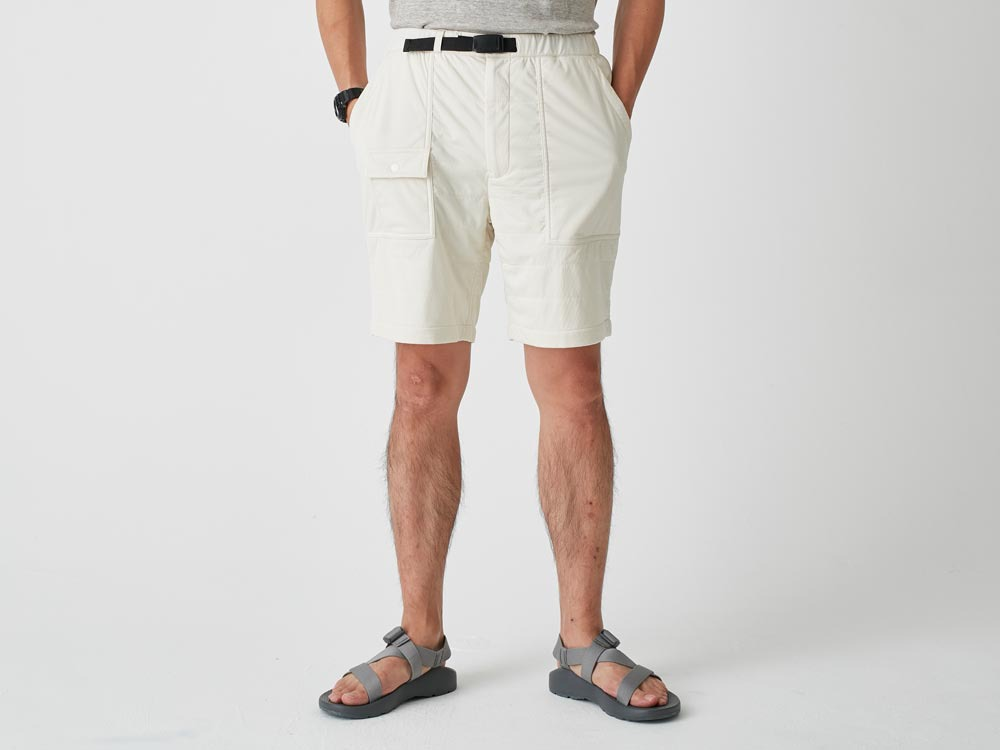 FlexibleInsulated Shorts 2 Grey1