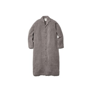 Yak Pile Long Jacket