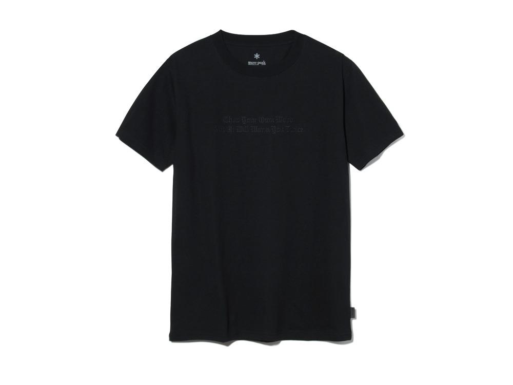 TypographicalTshirt#2 2 Black0