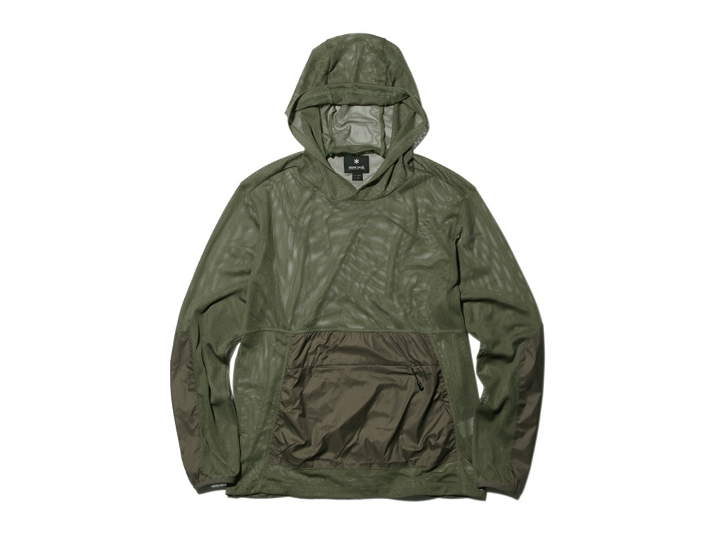 InsectShieldPullover XL Olive0
