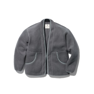 Thermal Boa Fleece Hanten S Grey