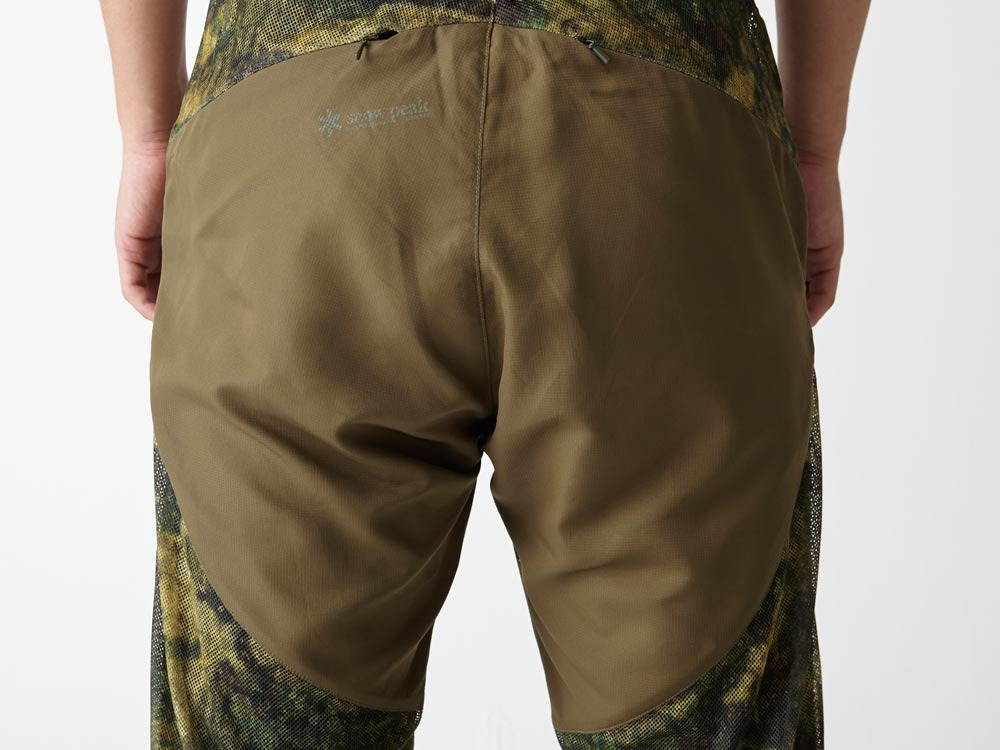 Insect Shield CAMO Pants XL Mustard6