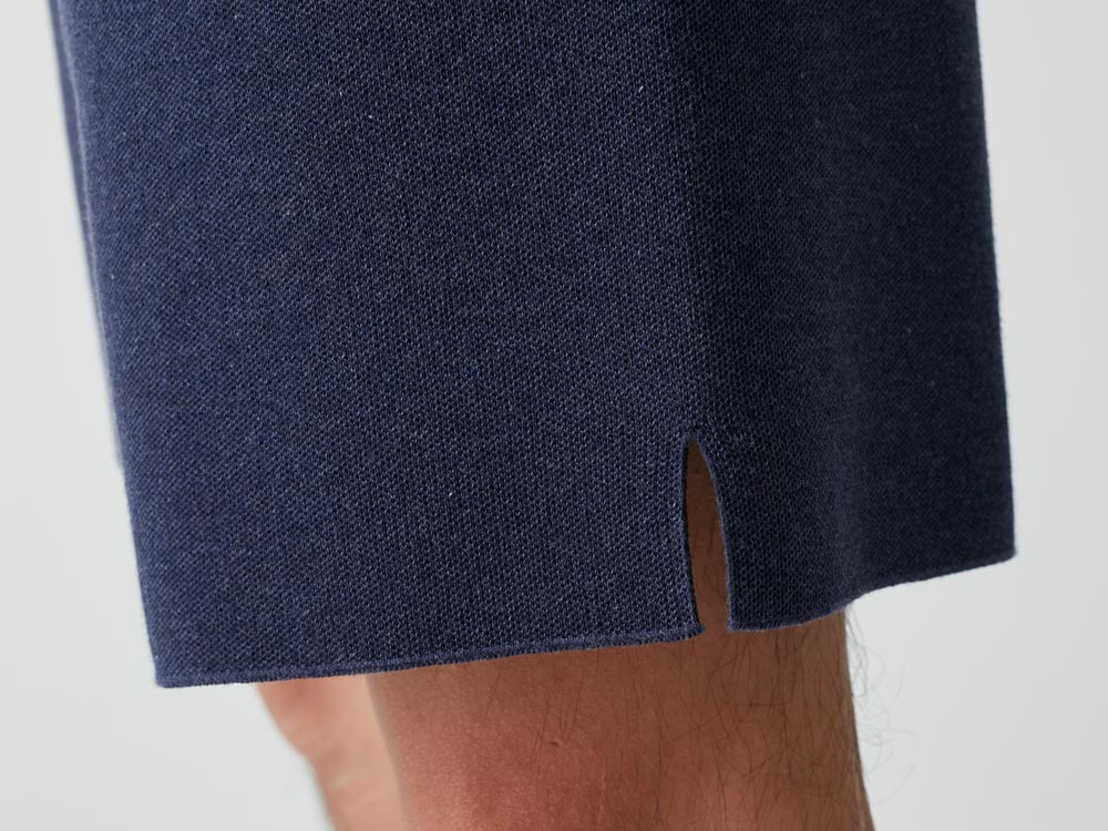 Cotton Dry Shorts M Navy7
