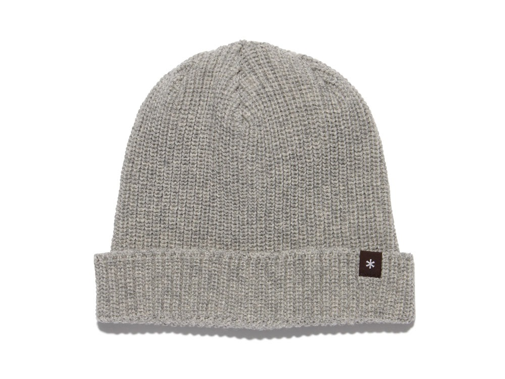 Wool Watch Cap oneGrey