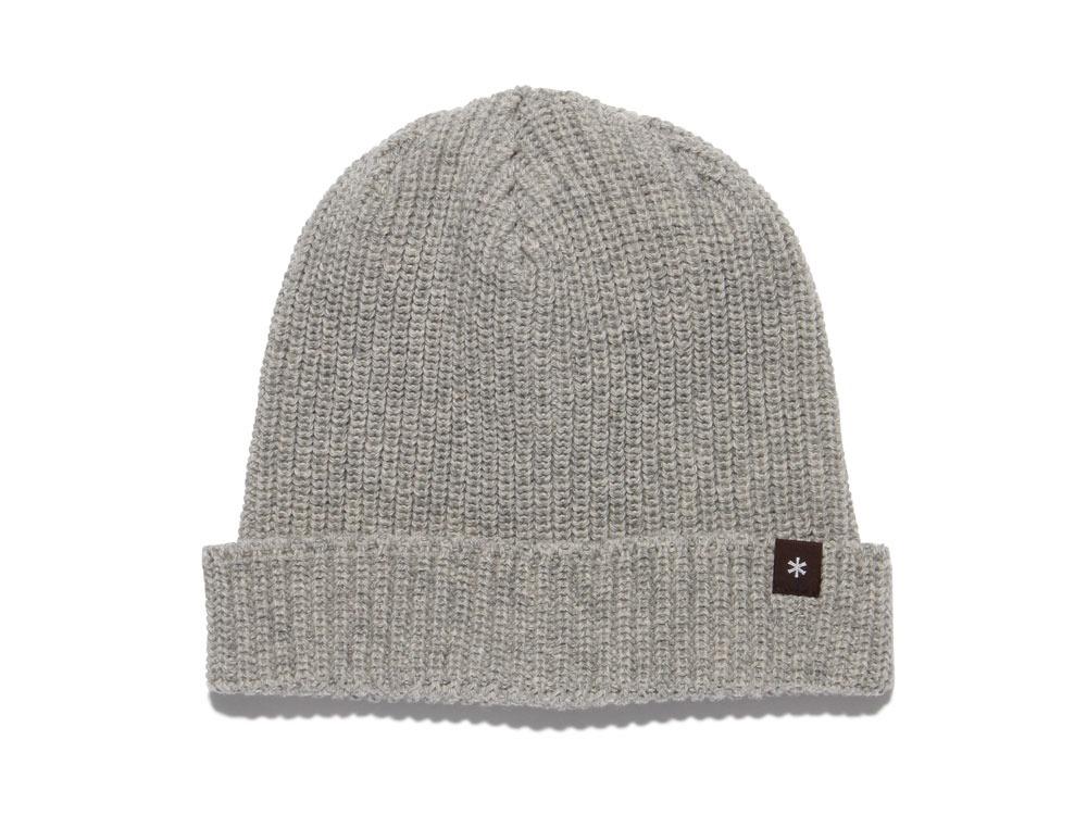 Wool Watch Cap Grey0