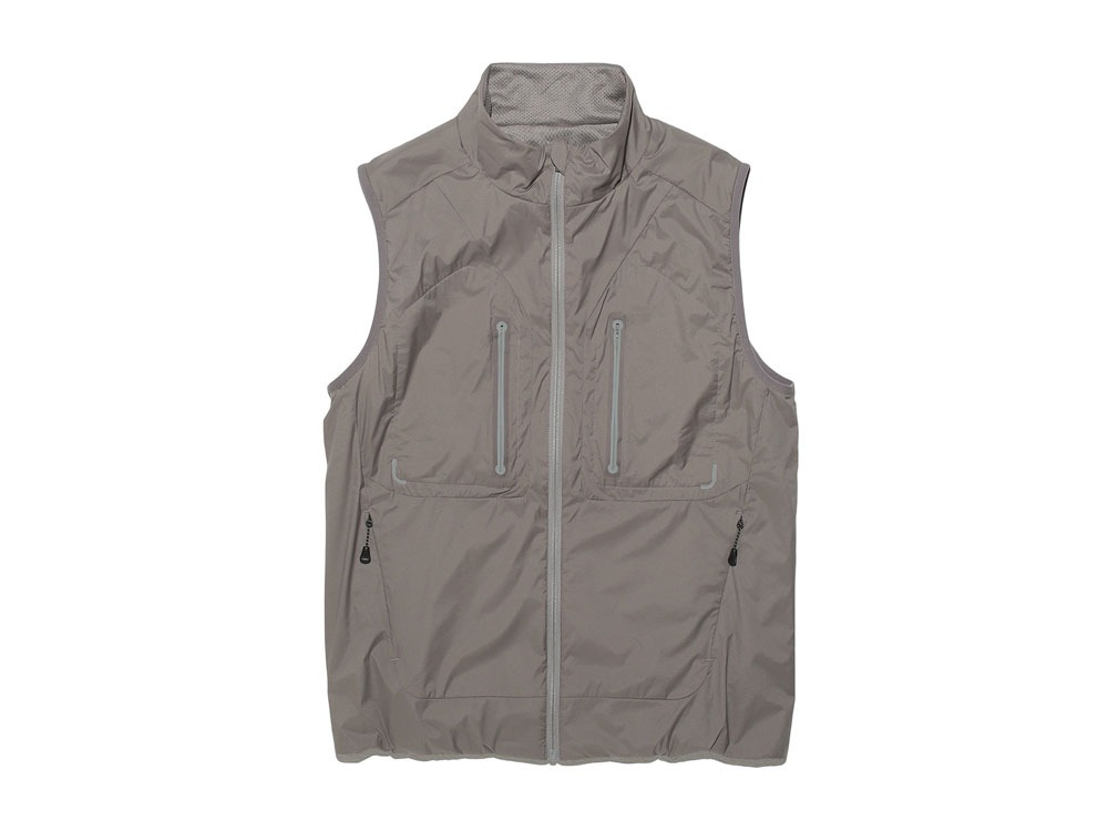 2LOcta Insulated Vest XXL Grey0