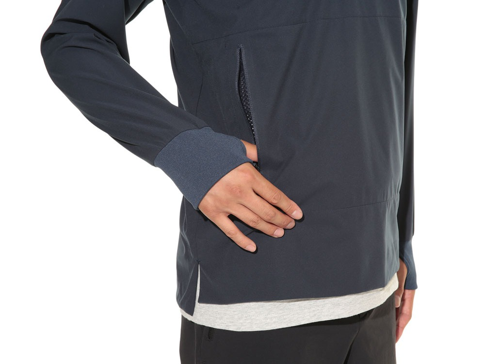 WR&Stretch Pullover L Navy5