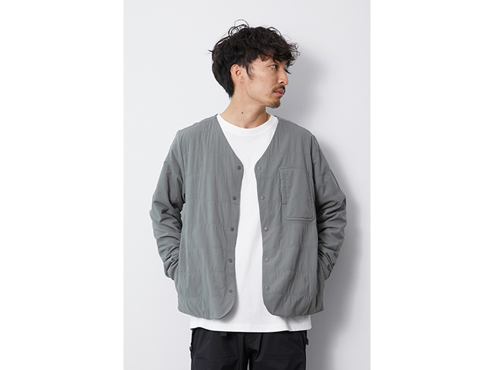 Flexible Insulated Cardigan L GK