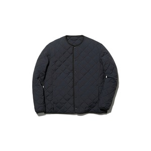 Recycled Ny Ripstop Down Cardigan L BK