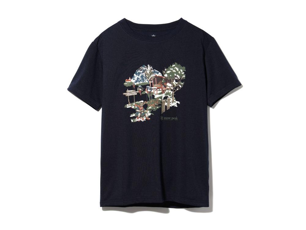 Campfield Tshirt1Navy