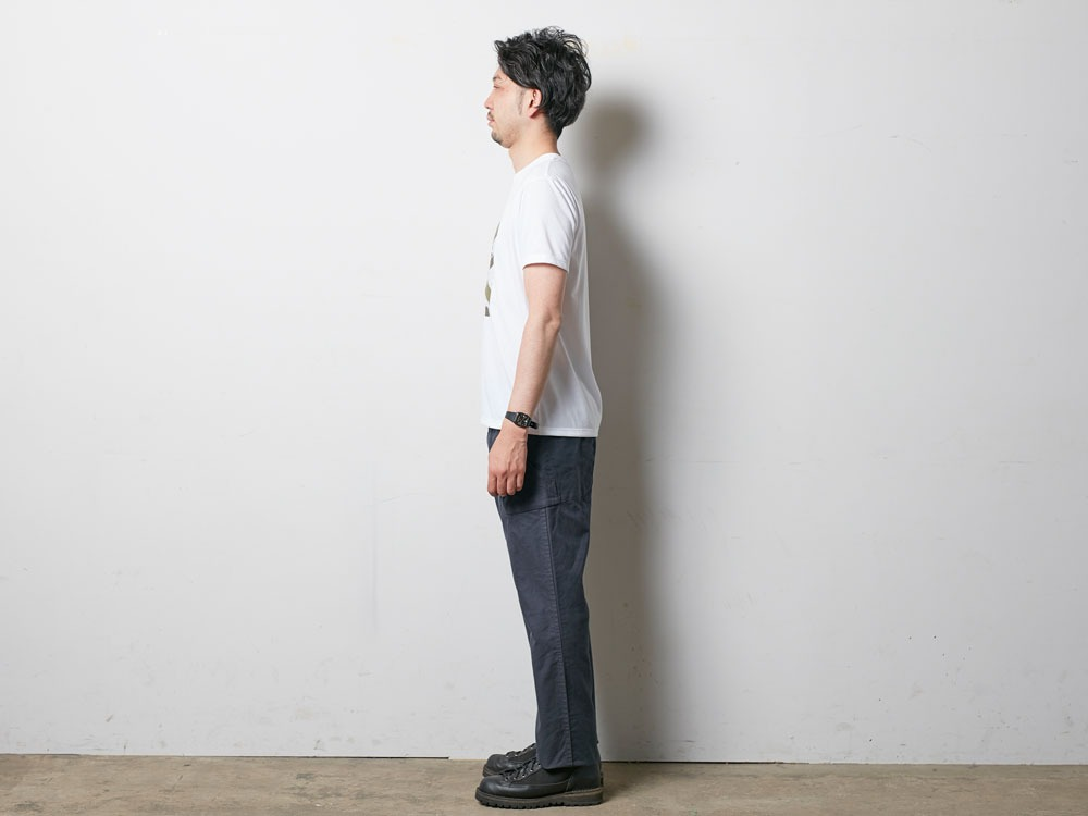 Rain CAMO Tshirt XL Melange Grey2