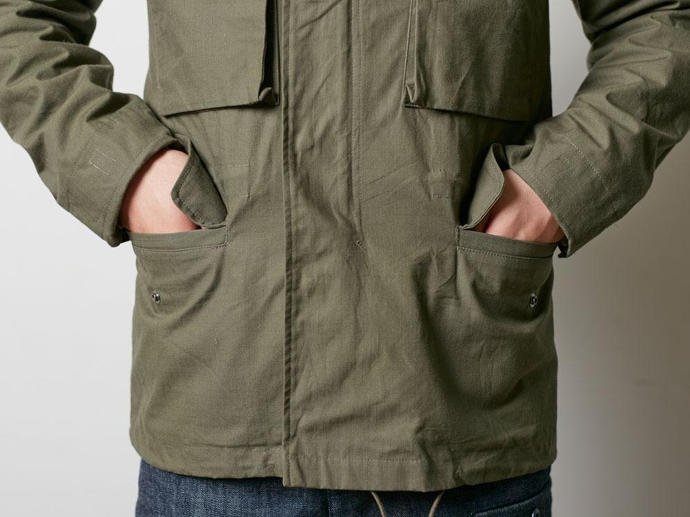 Military Jacket 1 Olive5