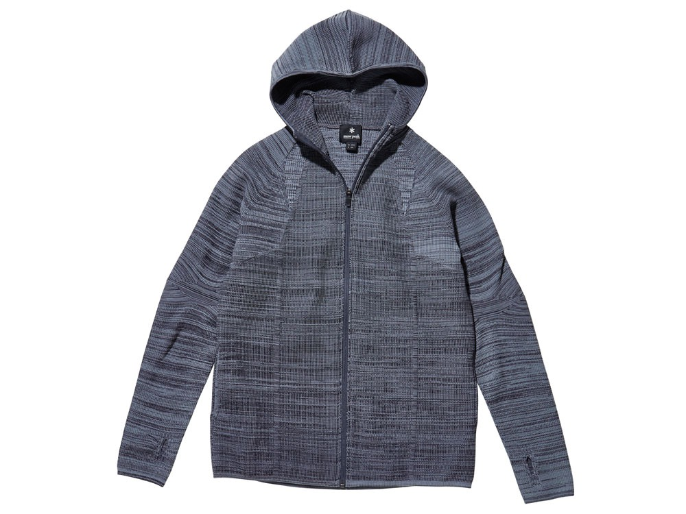 WG Stretch Knit Jacket L Grey.Black0