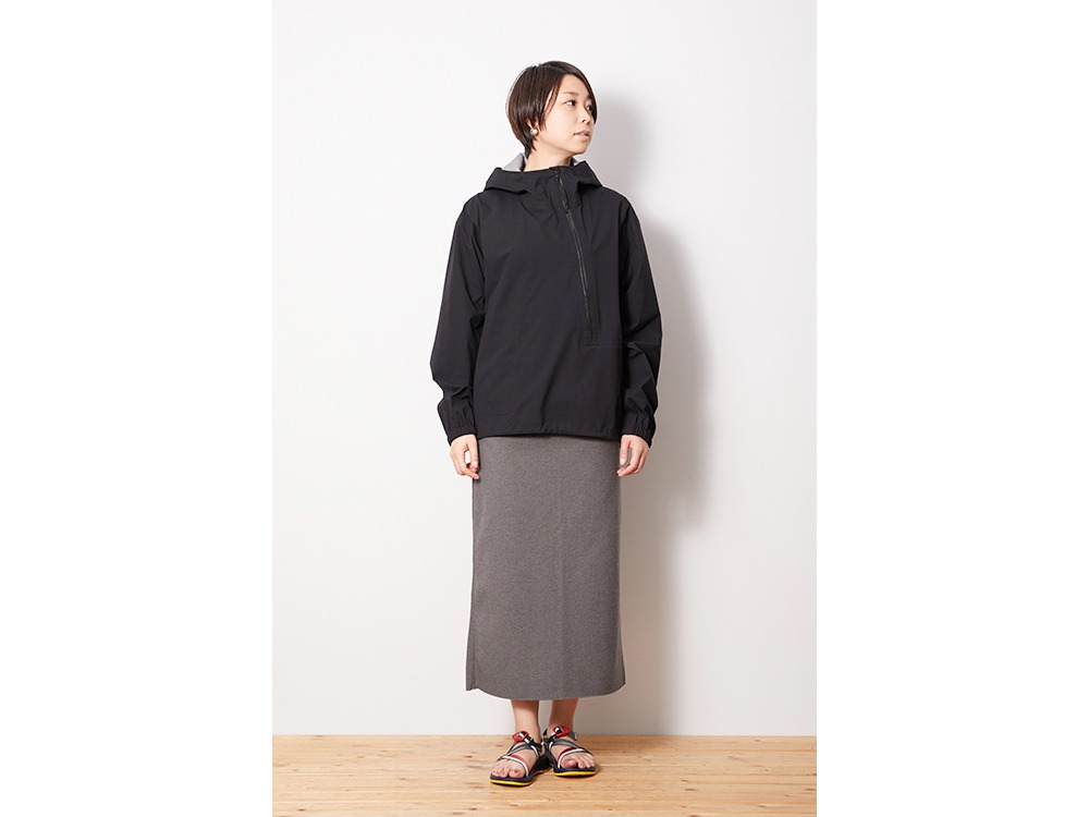 3L Soft Shell Pullover 1 Black
