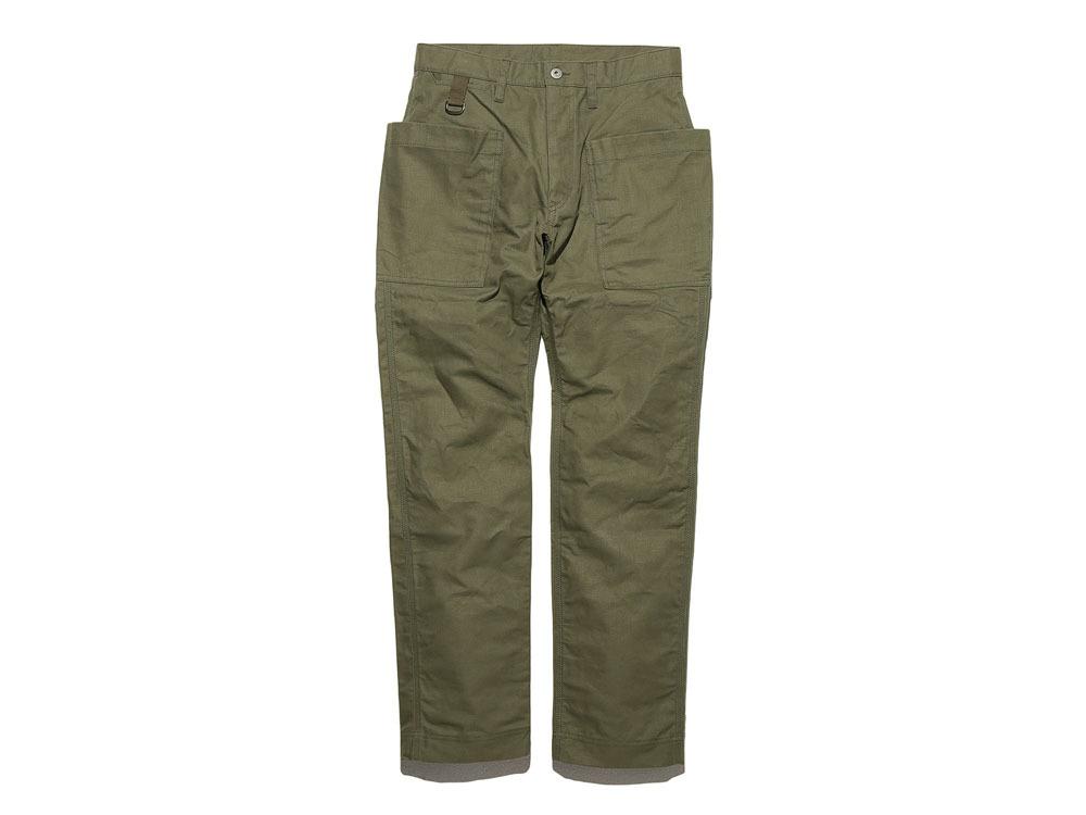 Takibi Pants #1 XL Olive0
