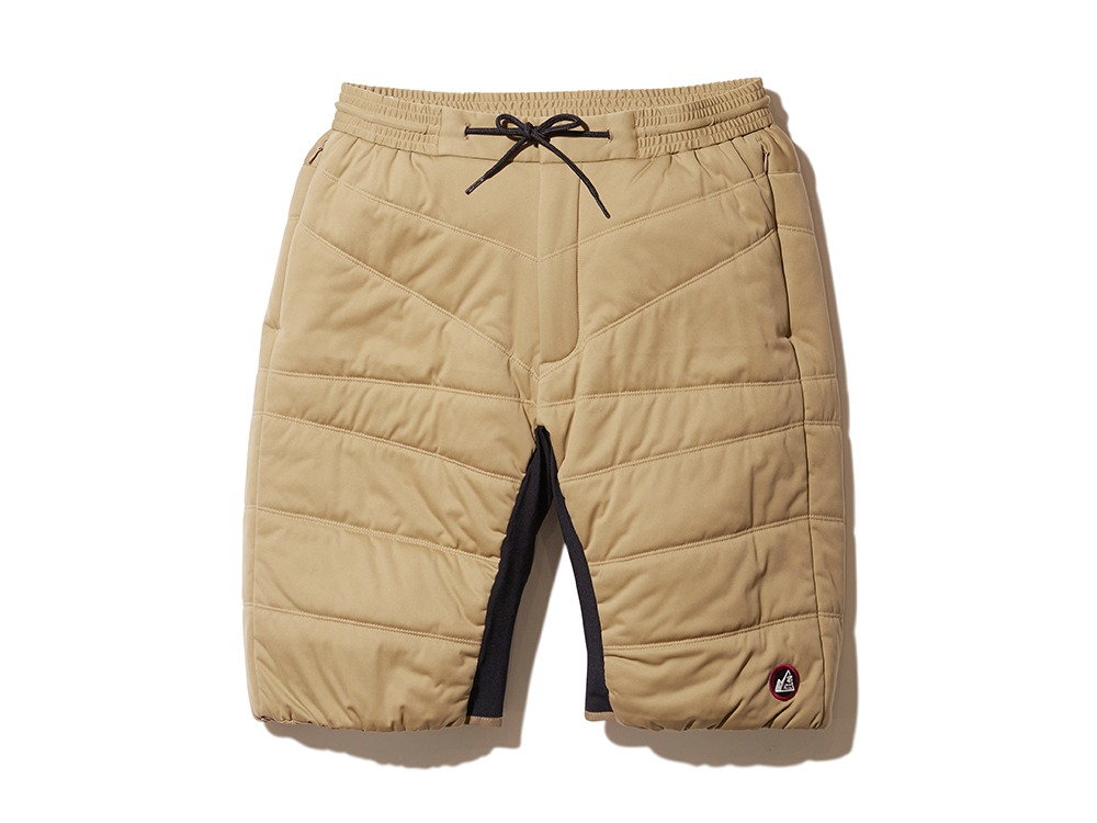 MM Flexible Insulated Shorts S Beige