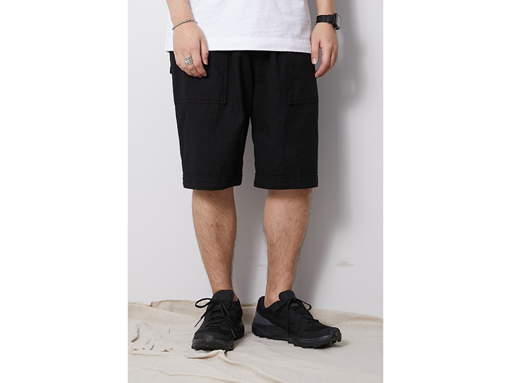 C/L Panama Easy Shorts S Black
