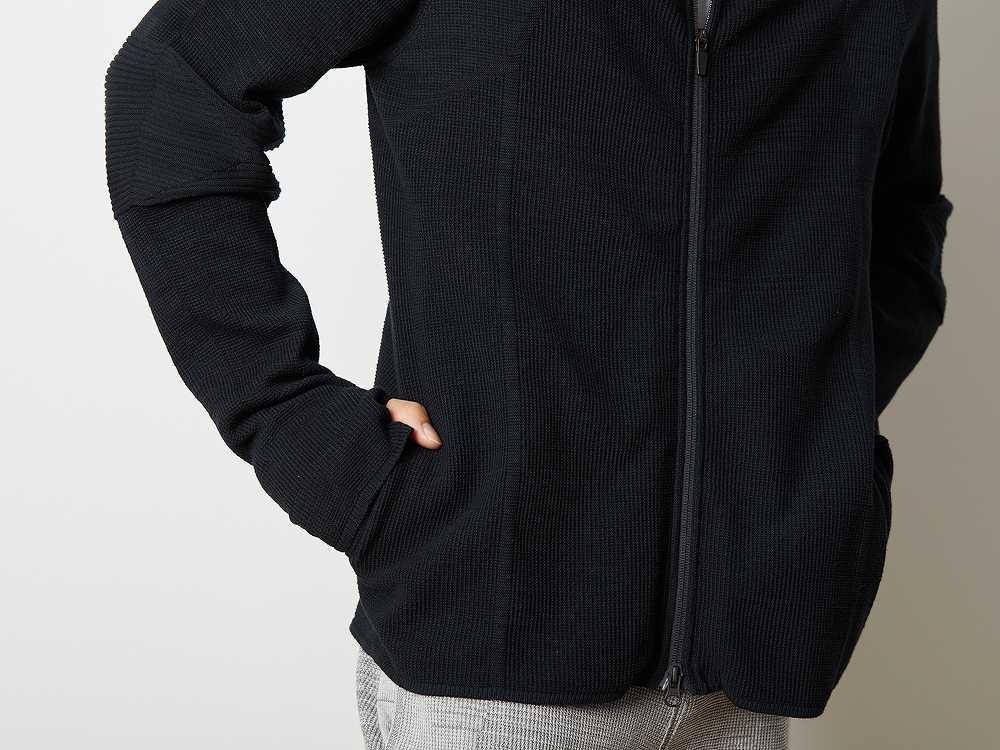 ホールガーメント ジャケット 1 メランジェグレー