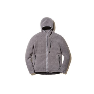 MM Thermal Boa Fleece Relax Parka S GY