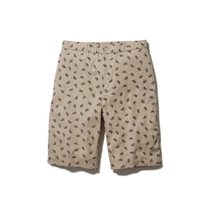 OG Cotton Poplin Paisley Shorts