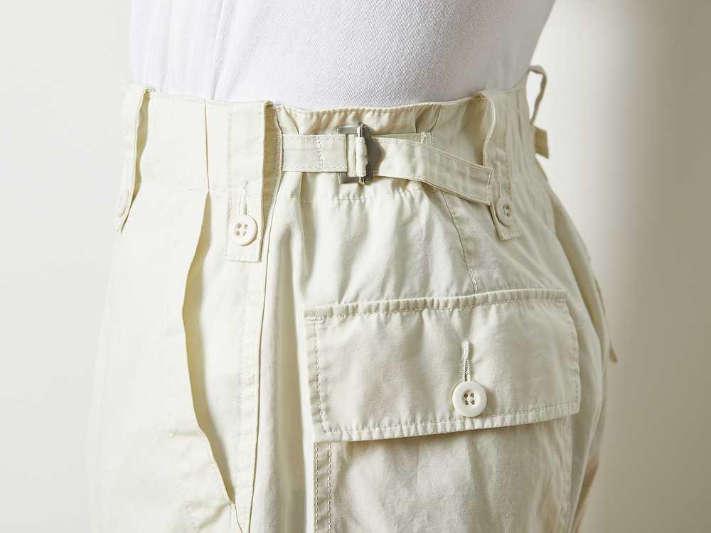 ベンタイル パンツ M ホワイト