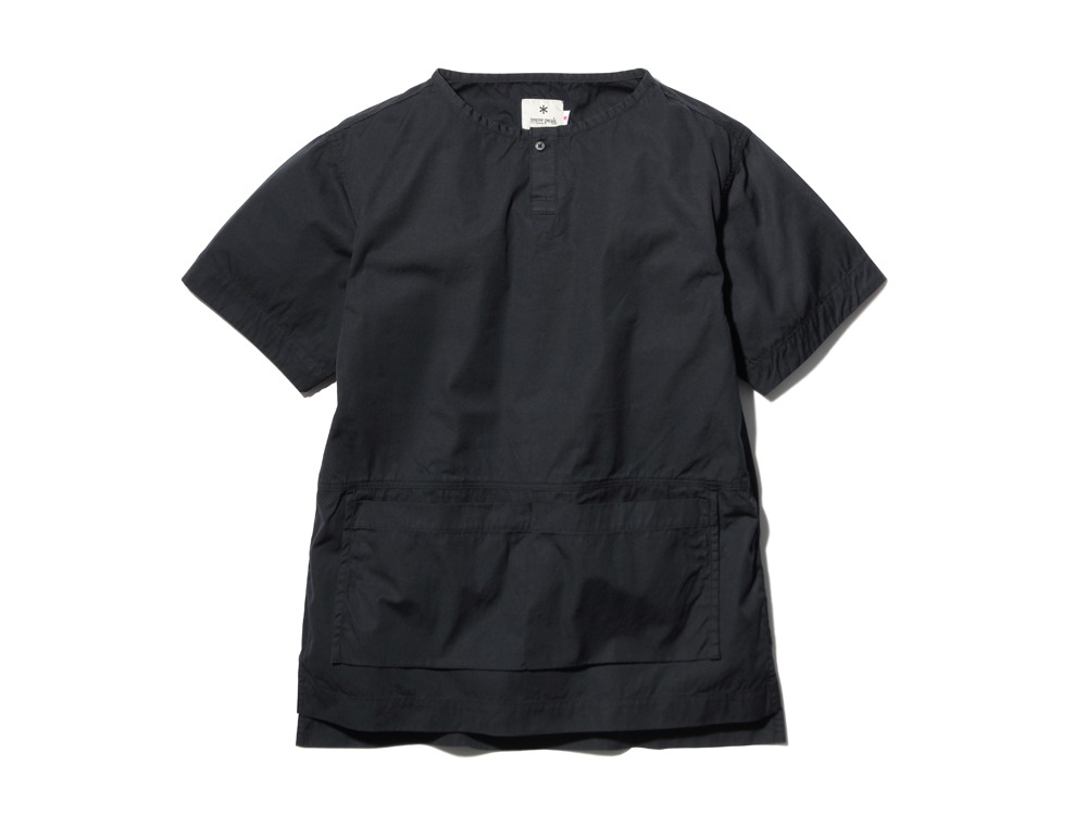 SailorClothAplonShirt XL Black0