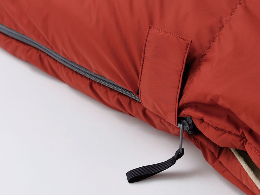 Separate Sleeping Bag Ofuton 1400. Wide2