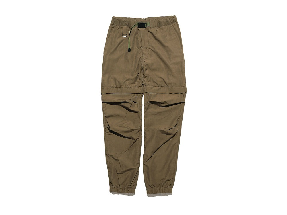 Camping2WayFieldPants XL Brown0