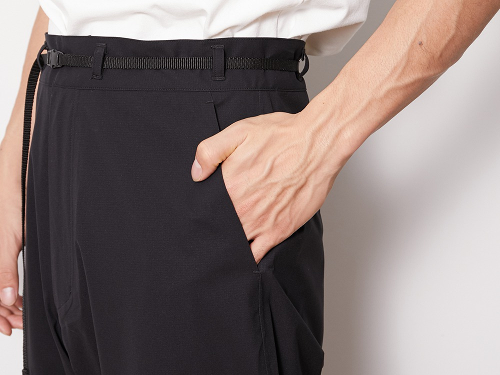 3L Soft Shell Pants S Grey