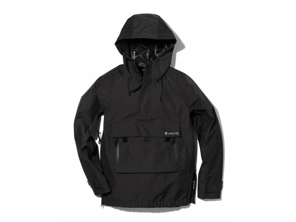 FR Rain Pullover S Black0