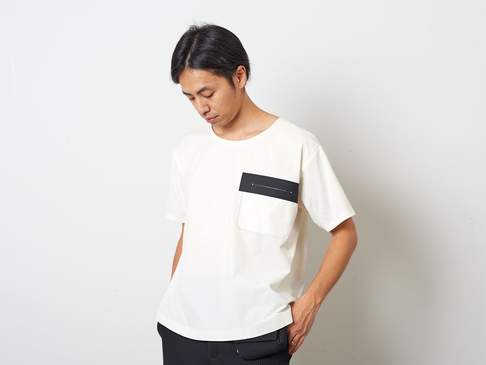 DRY&StretchPullover  L White8