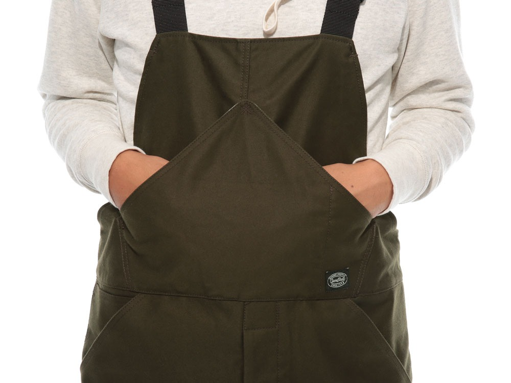 Field Overalls XL Olive5