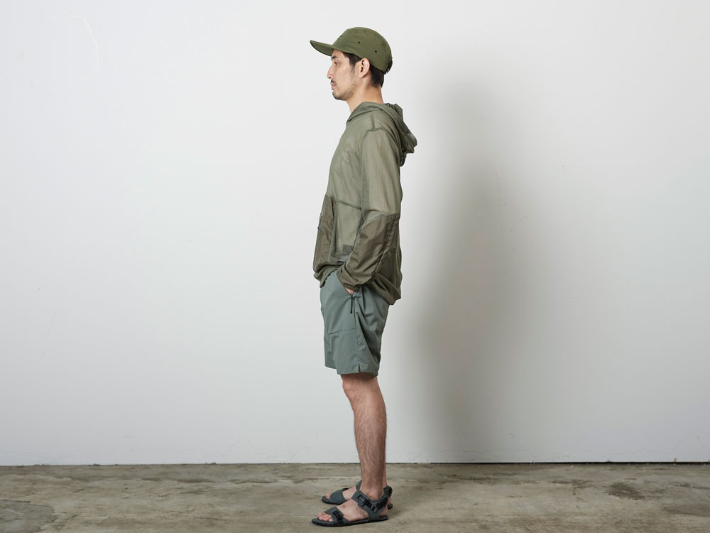 InsectShieldPullover M Olive