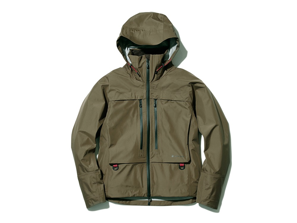 2.5L Fishing Jacket S Pro.