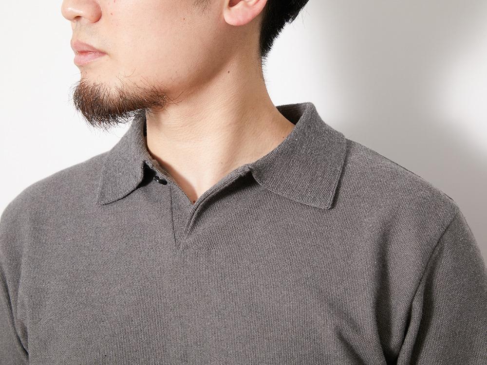 Co/Pe Dry Polo Shirt M Beige