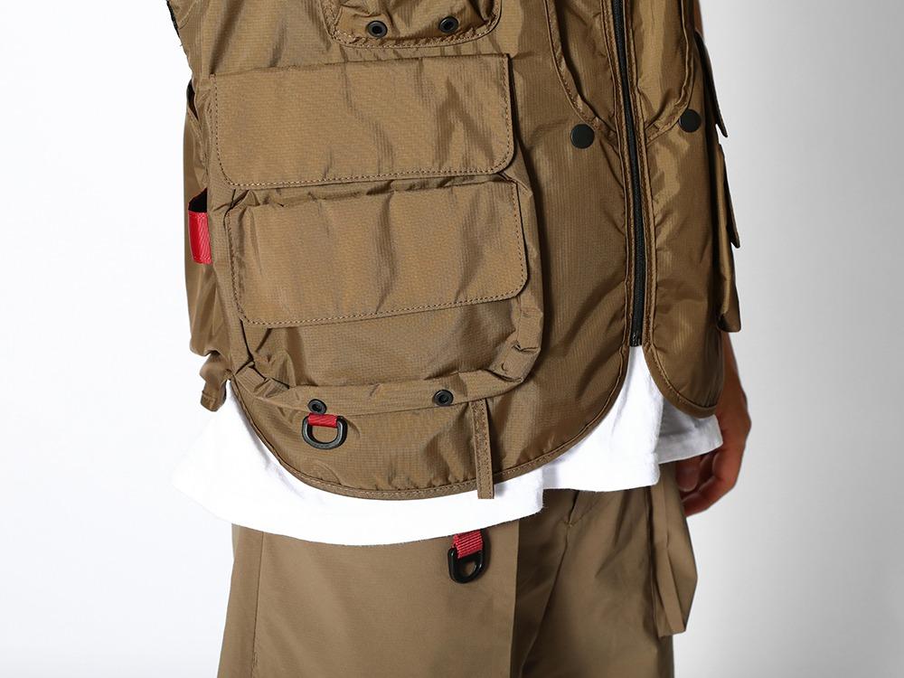 Camp Vest M Black