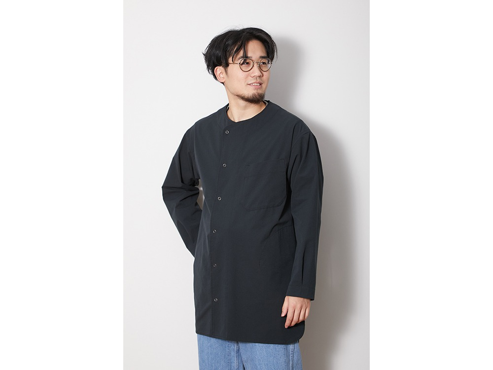 Quick Dry Sleeping Shirt L Black